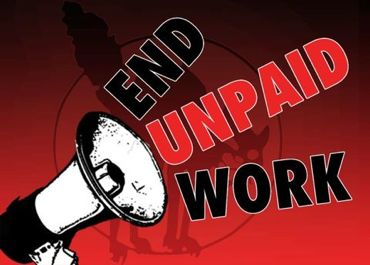 End Unpaid Work logo